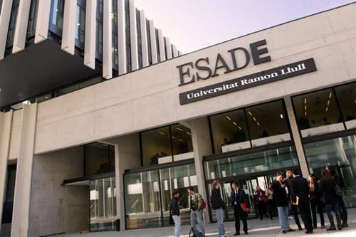Universidades Públicas en España para Extranjeros ESADE Business School