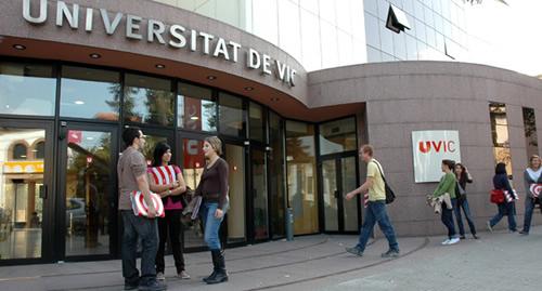 Las mejores universidades privadas de España VIC