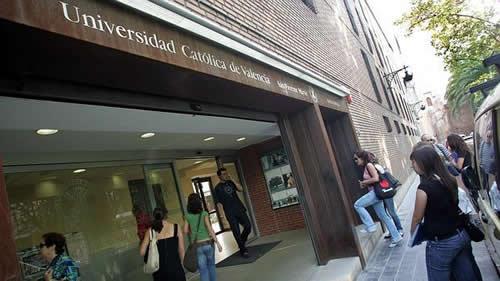 Mejores universidades privadas en españa San Vicente Mártir
