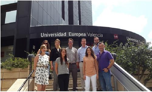 Mejores universidades privadas en españa UE Valencia