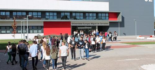 Las mejores universidades privadas en España Europea Miguel de Cervantes