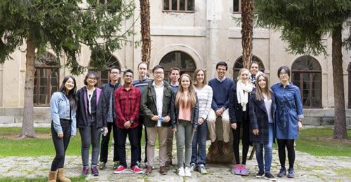 Las mejores universidades privadas en España IE University