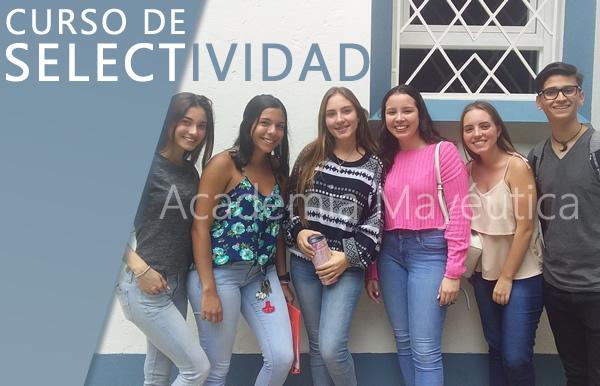 Curso Selectividad Caracas 2019
