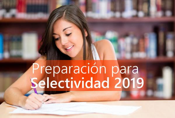 Preparación para Selectividad 2019 en Caracas Venezuela