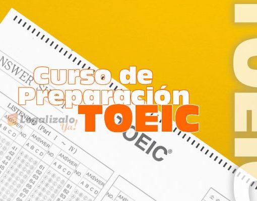 Curso Preparación TOEIC en Caracas Venezuela