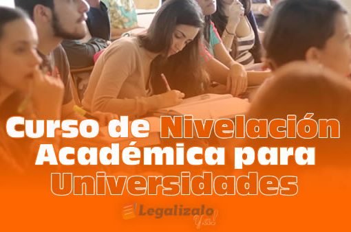 Curso de Nivelación Académica para Universidades en España
