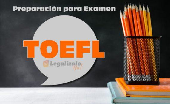 Preparación para Examen TOEFL en Caracas Venezuela