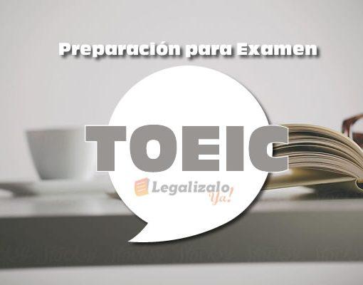 Preparación para Examen TOEIC en Caracas Venezuela