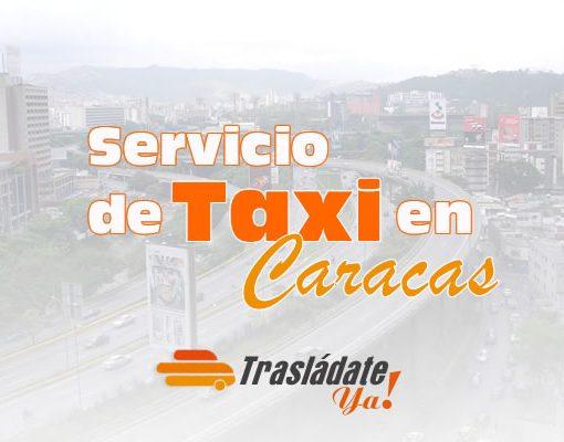 Servicio de Taxis en Caracas Venezuela