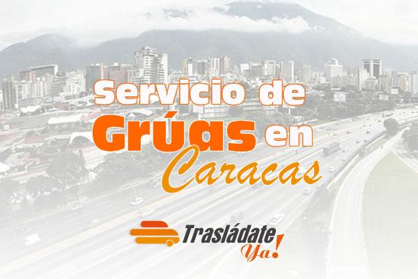 Servicio de Gruas en Caracas Venezuela