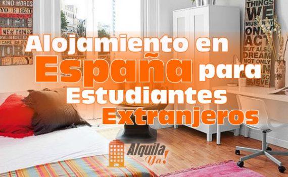 Alojamiento en España para Estudiantes Extranjeros