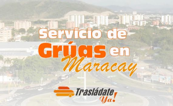 Servicio de Gruas en Maracay Venezuela