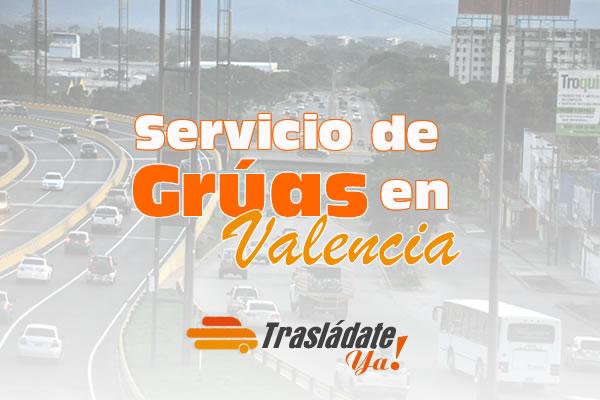 Servicio de Gruas en Valencia Venezuela
