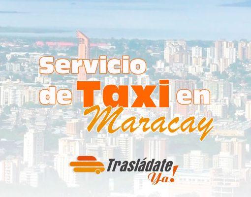 Servicio de Taxi en Maracay Venezuela