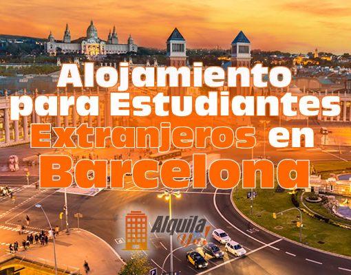 Alojamiento para Estudiantes Extranjeros en Barcelona España