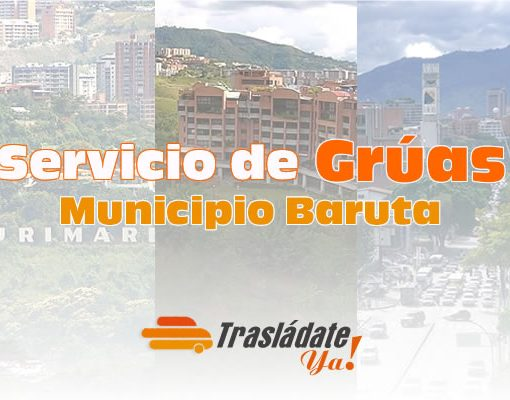 Servicio de Grúas en Caracas Baruta, El Cafetal y Las Minas
