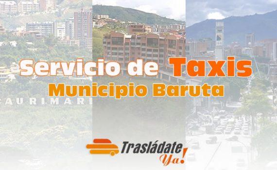 Servicio de Taxi en Caracas Baruta, El Cafetal y Las Minas