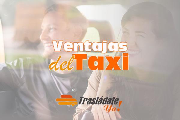 Ventajas del Taxi