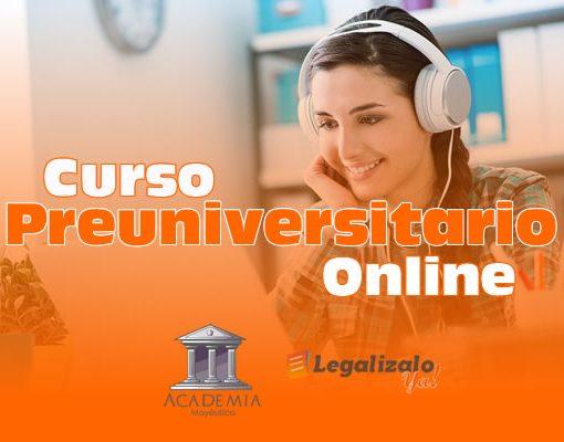 Curso Preuniversitario Online