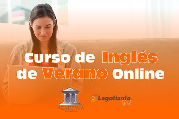 Curso de Inglés de Verano Online