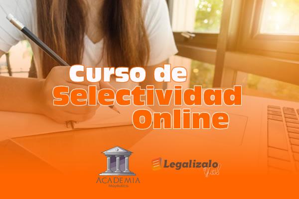 Curso de Selectividad Online
