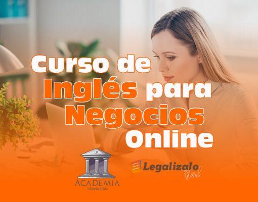 Curso de inglés para negocios online