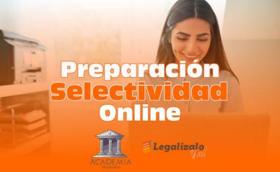 Haz tu Preparación en Selectividad Online 2020 con los mejores. Puedes prepararte para esta importante prueba desde la comodidad de tu casa...