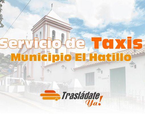 Servicio de Taxis en Caracas El Hatillo