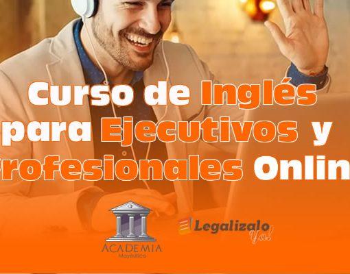 Curso de inglés para ejecutivos y profesionales online