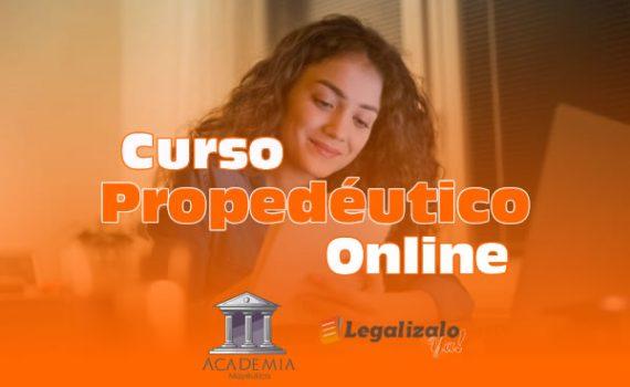 Curso propedéutico online