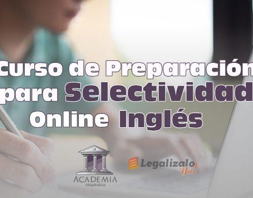 Cursos de Selectividad Online Ingles