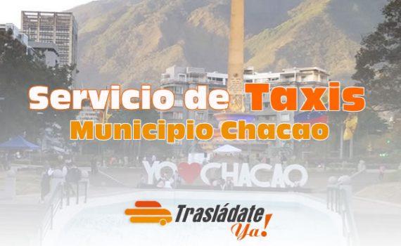 Servicio de Taxi en Caracas Chacao