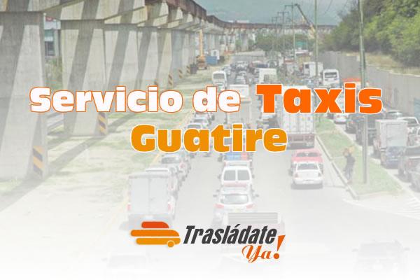 Servicio de Taxi en Guatire