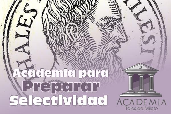 Academia para Preparar la Selectividad